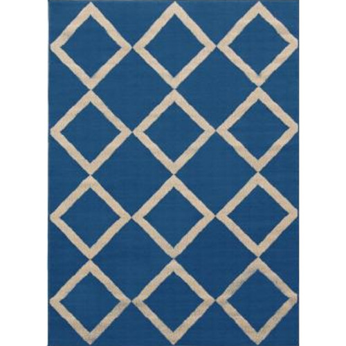 Tapis Kilim en point bouclé