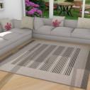 tapis kilim rayé chic