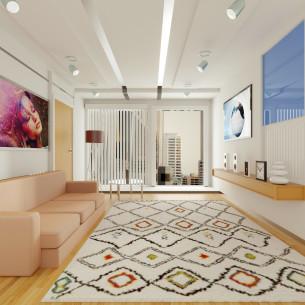 Salon Tapis Berbere - Carrelage pas cher et tapis azilal