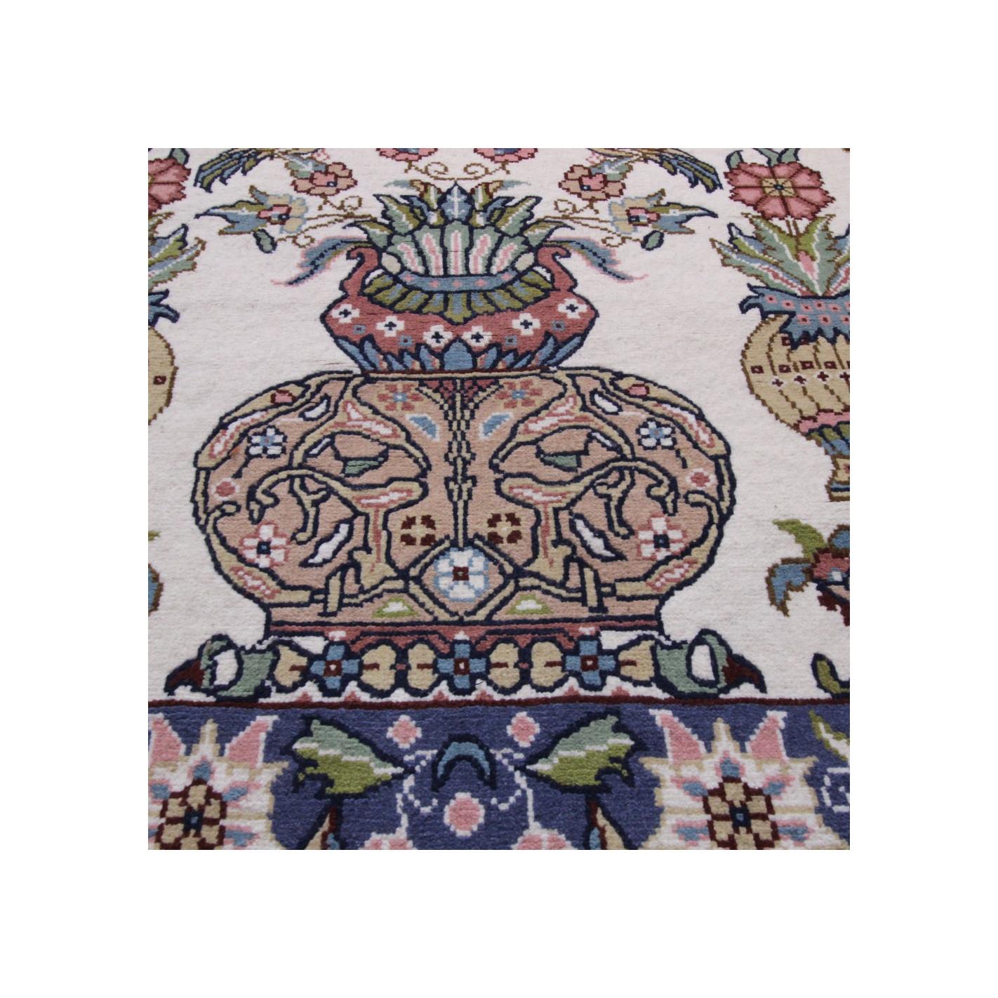 Tapis salon artisanal motif original - Salon original ...