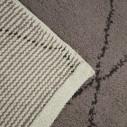 Tapis berbère nuances gris