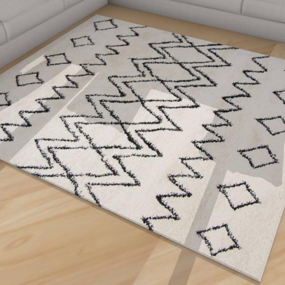 Tapis en laine style berbère