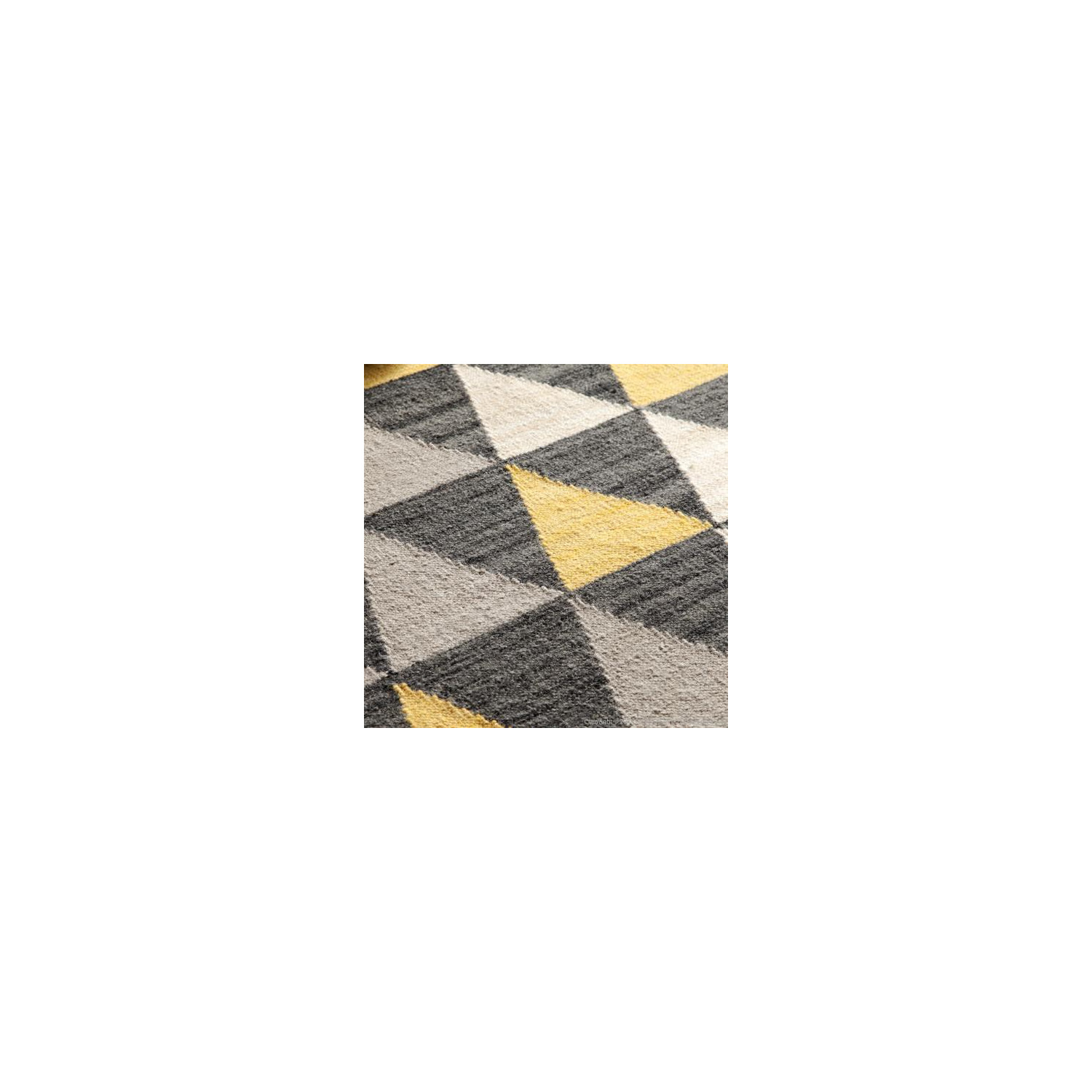 tapis kilim motif triangle. Black Bedroom Furniture Sets. Home Design Ideas