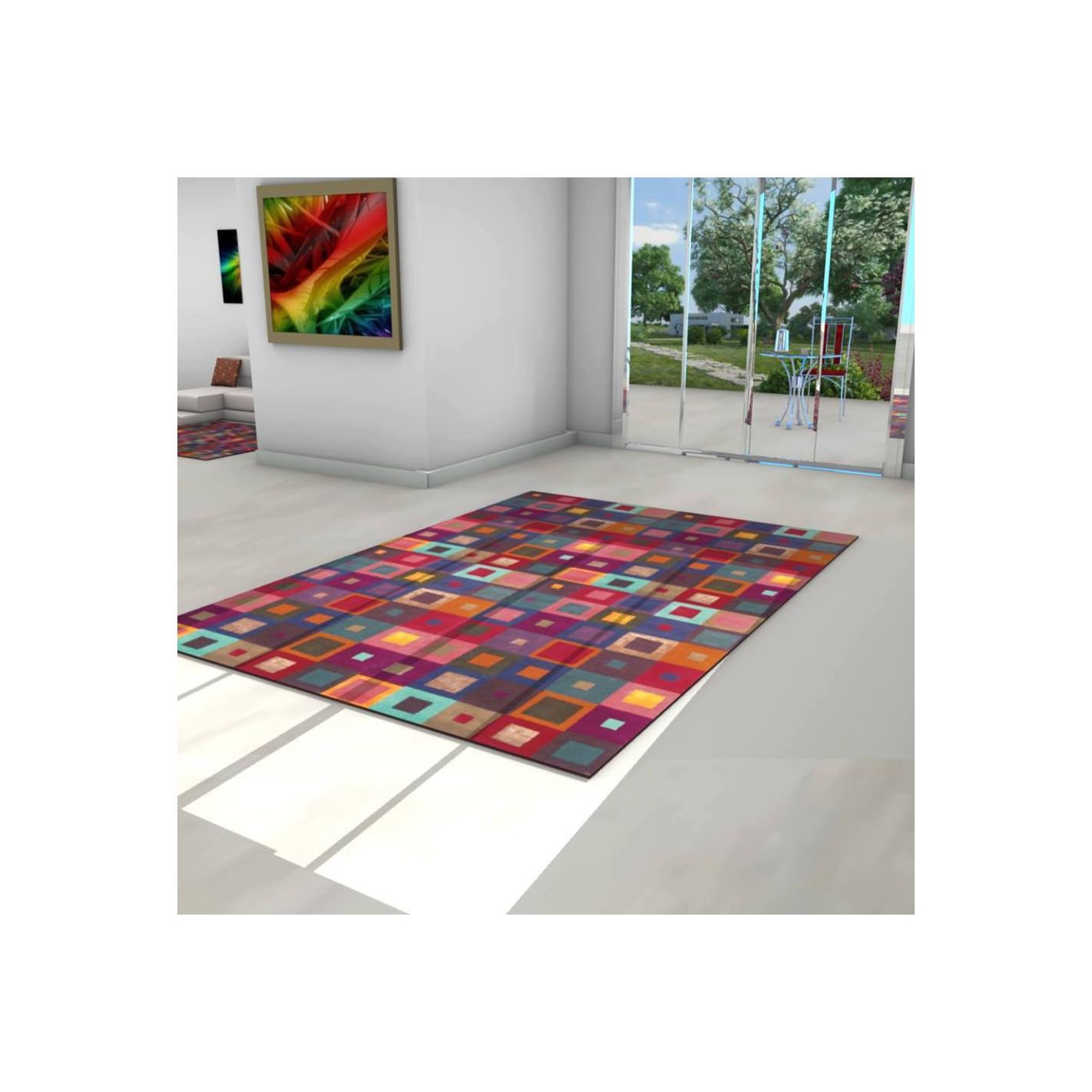 Tapis Kilim Rose Ide Dco Chambre Pour Tapis Chambre Fille Rose Et - Carrelage terrasse et tapis kilim blanc